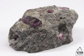 Corindon variété rubis